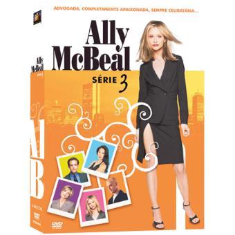 Ally McBeal - 3ª Temporada