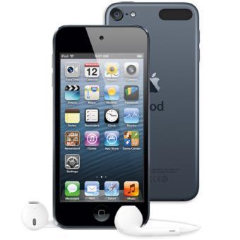 dca2277582c Apple iPod Touch 64GB Preto/Antracite (5º Gen) - iPod - Compra na ...