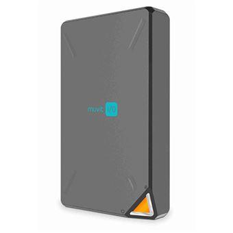 Disco Externo Rede Muvit iO Wireless USB 3.0 - 1TB