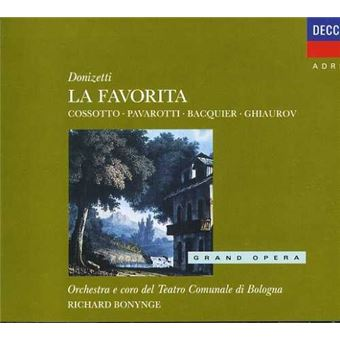 Donizetti: La Favorita - 3CD
