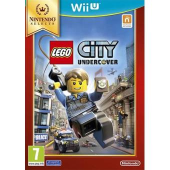 Nintendo Selects LEGO City Undercover Wii U