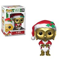 Funko Pop! Star Wars: Holiday Santa C-3PO 276