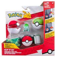 Pokémon Cinto de Ataque - Envio Aleatório