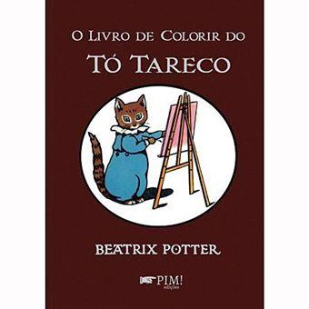 O Livro de Colorir do To Tareco