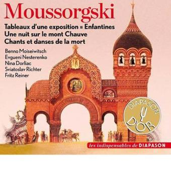 Mussorgski-pictures at an exhibitio