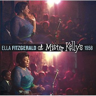 At Mister Kelly's 1958 + 7 Bonus Tracks - 2CD