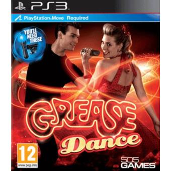 Grease Dance PS3