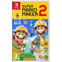 Super Mario Maker 2 - Nintendo Switch