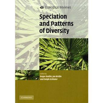 Speciation and patterns of diversit