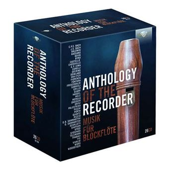 Anthology of the Recorder - 26DC