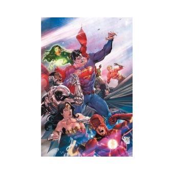 Justice league vol. 4 endless (rebi