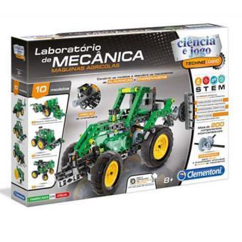Laboratório de Mecânica Máquinas Agricolas - Clementoni