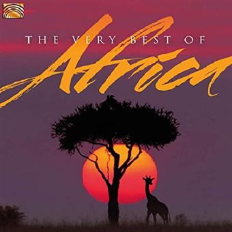 The Very Best of Africa - CD