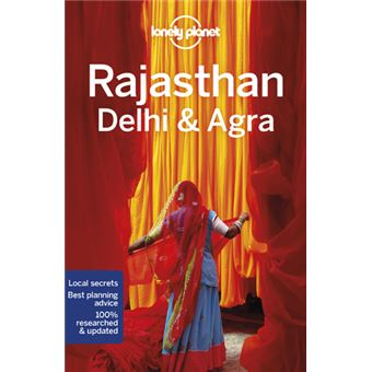 Lonely Planet Travel Guide - Rajasthan, Delhi & Agra 6