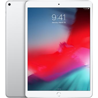 Apple iPad Air 10.5'' Wi-Fi - 256GB - Prateado 2019