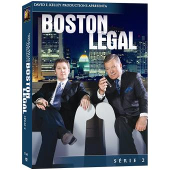 Boston Legal - 2ª Temporada