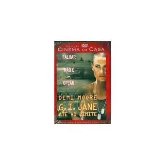 G.I. Jane - Até ao Limite - DVD Zona 2