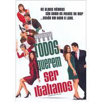 Todos Querem Ser Italianos - DVD