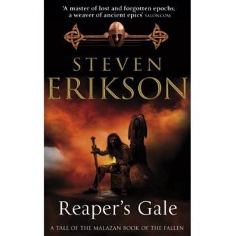 The Malazan Book of the Fallen - Book 7: Reaper's Gale