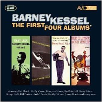Four Classic Albuns (2CD)