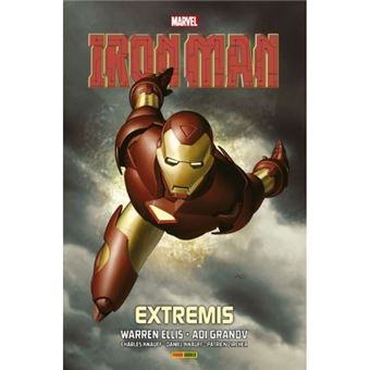 Iron man-extremis-marvel integral