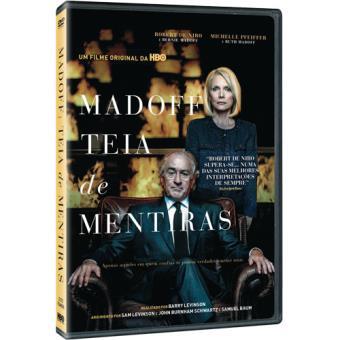 Madoff: Teia de Mentiras (DVD)