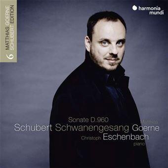 Schwanengesang - CD