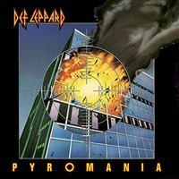 Pyromania - LP Red Opaque Vinyl