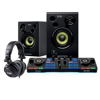 DJ Starter Pack Kit Hercules DJ