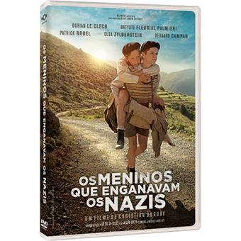 Os Meninos que Enganavam os Nazis - DVD