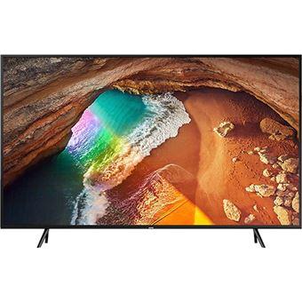 Smart TV Samsung QLED UHD 4K QE82Q60RA 208cm