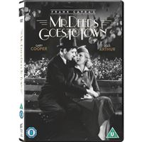 Mr. Deeds Goes To Town - DVD Importação