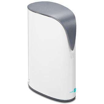 Disco Externo Rede Muvit iO Wireless USB 3.0 - 3TB