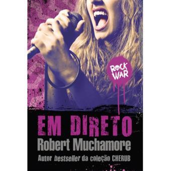 Rock War - Livro 3: Em Direto