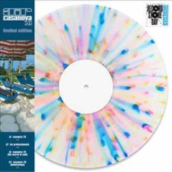 Casanova 70 (EP) (Clear Vinyl) (12'')