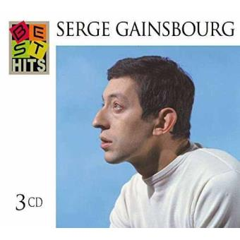 Serge Gainsbourg: Best Hits (DGP)(3CD)