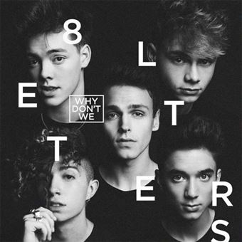 8 Letters - CD