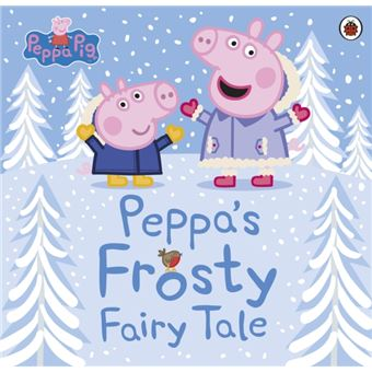 Peppa pig: peppa's frosty fairy tal