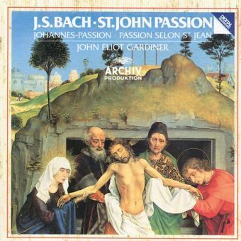 Johann Sebastian Bach: Johannes-Passion BWV 245 (2CD)