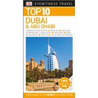 Eyewitness Top 10 Travel Guide - Dubai & Abu Dhabi