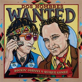 Dos Hombres Wanted - CD