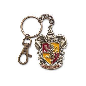Porta-Chaves de Metal Harry Potter Gryffindor