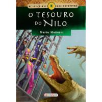 O Clube dos Detetives - O Tesouro do Nilo