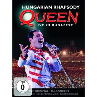 Hungarian Rhapsody: Live in Budapest