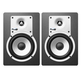 """Monitor C5 2X20W Woofer 5"""" (Par) Fluid Audio"""