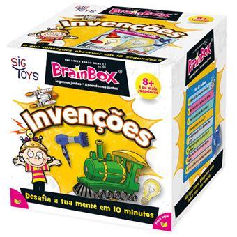 Brainbox Invenções - Sig Toys