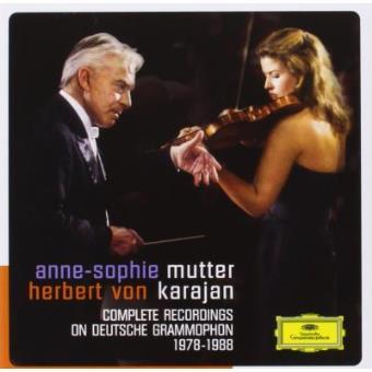 Complete Recordings on Deutsche Grammophon (5CD)