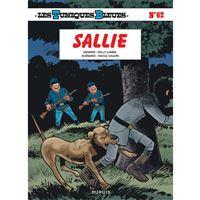 Les Tuniques Bleues - Livre 62: Sallie