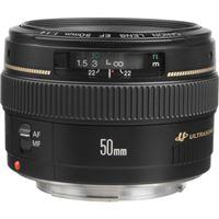 Objetiva Canon EF 50mm f/1.4 USM