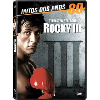 Rocky III - Mitos Anos 80 - DVD